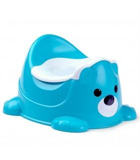 Orinal Bear potty azul