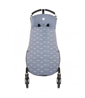 Saco silla de paseo universal Cotton