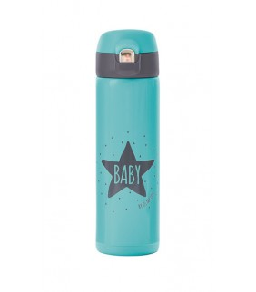 Termo líquidos 500ml Baby star Light blue