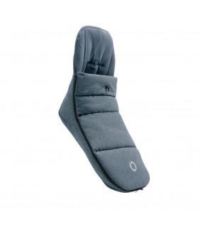 Saco silla de paseo bugaboo azul melange