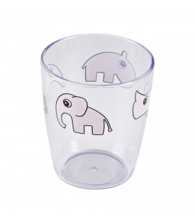 Vaso cristal Deer friends powder
